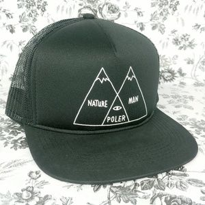 PacSun Poler Camp Vibes trucker hat